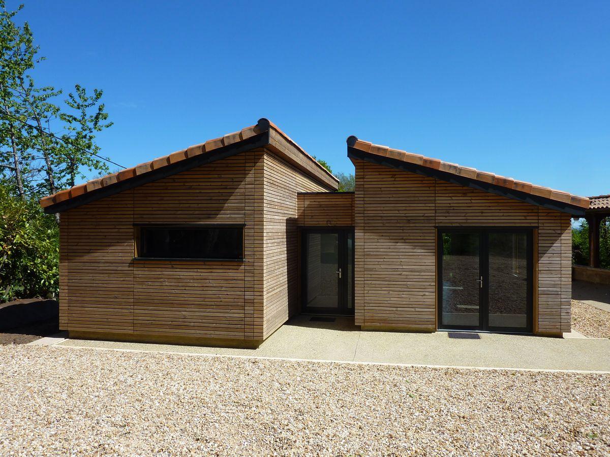 Maison En Bois Bassin D Arcachon u2013 Maison Moderne # Construction Maison Bois Gironde