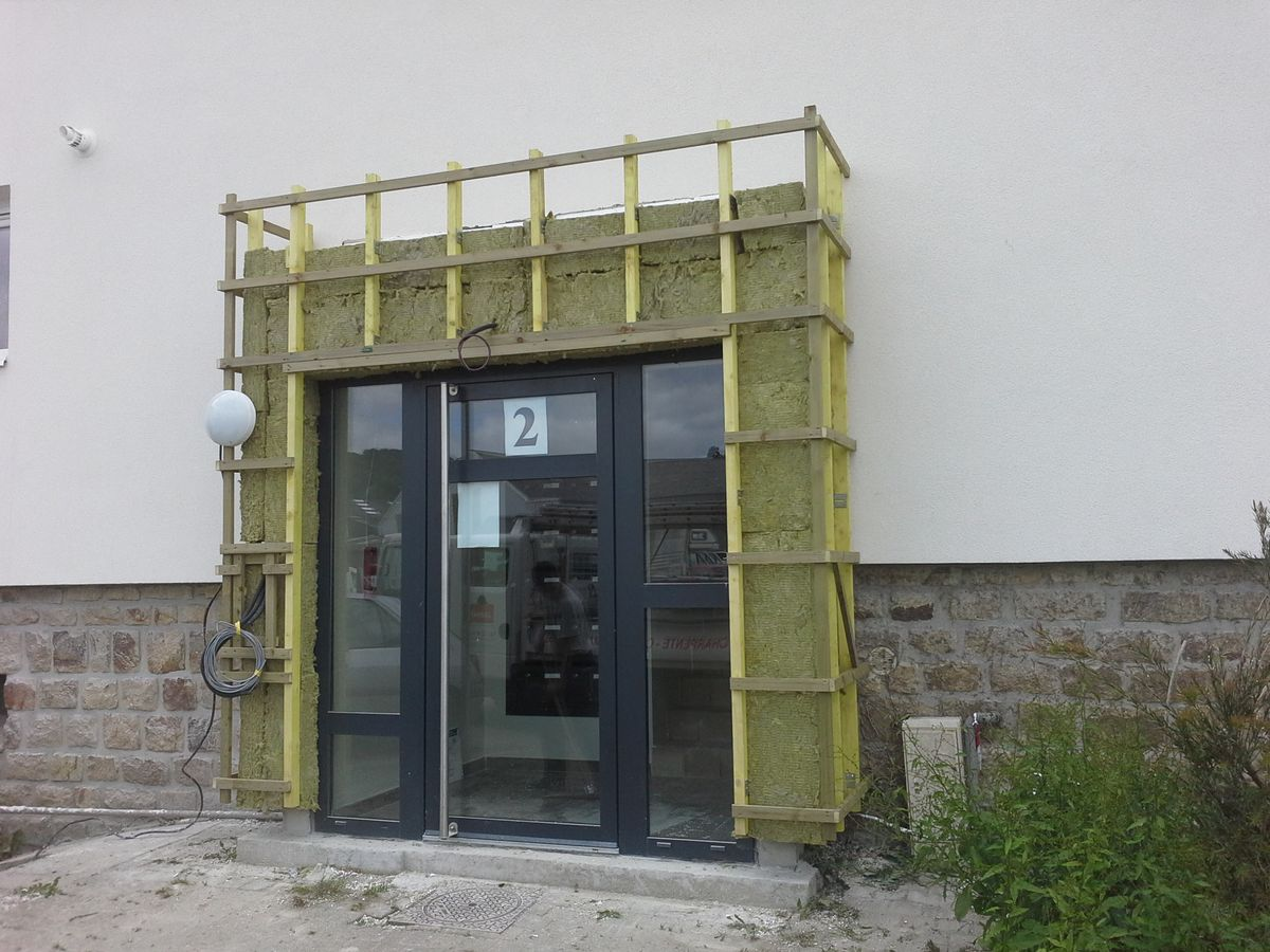 Bardage Isolé / ITE